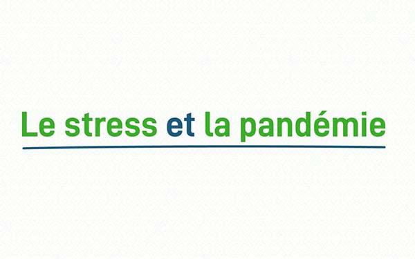 Actiforme - article - stress et pandémie