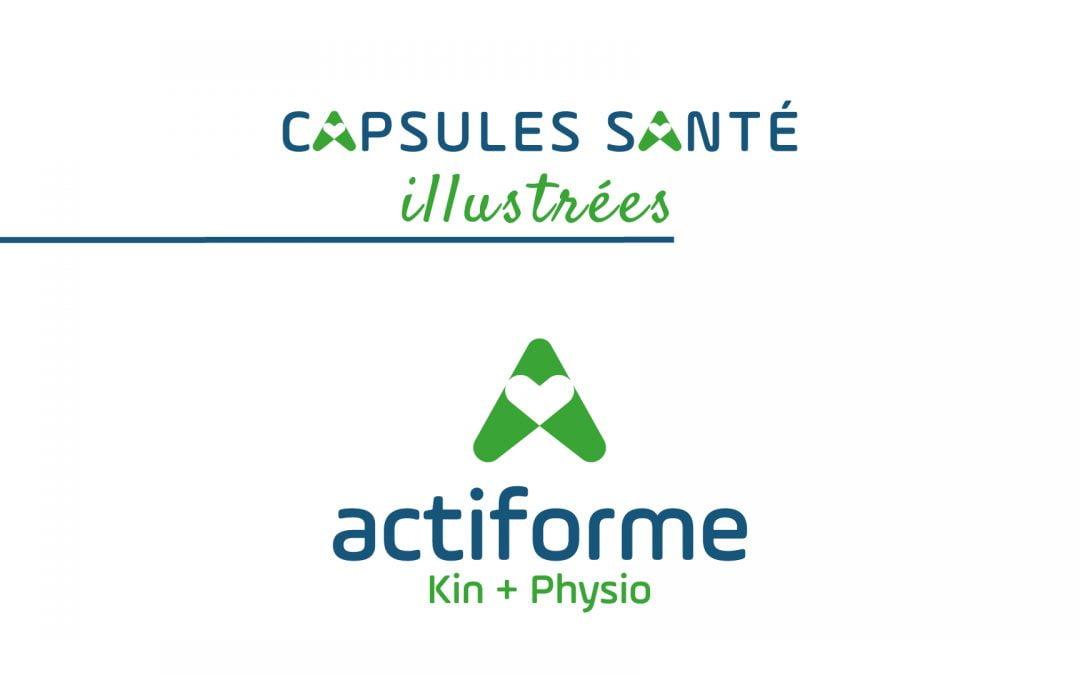 Actiforme - Capsule Santé