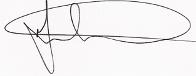 Signature Yvan Ouellet