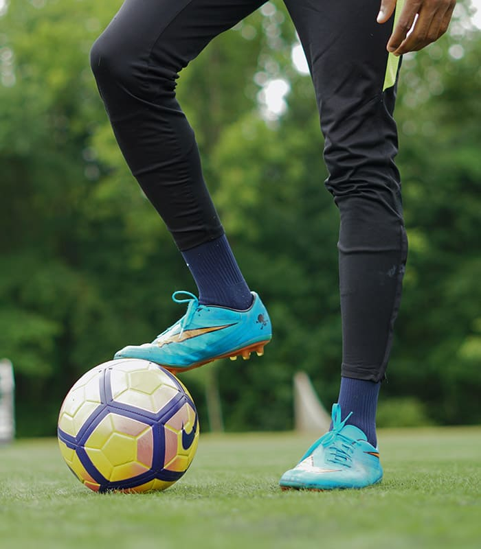 Entraînement Soccer - Actiforme